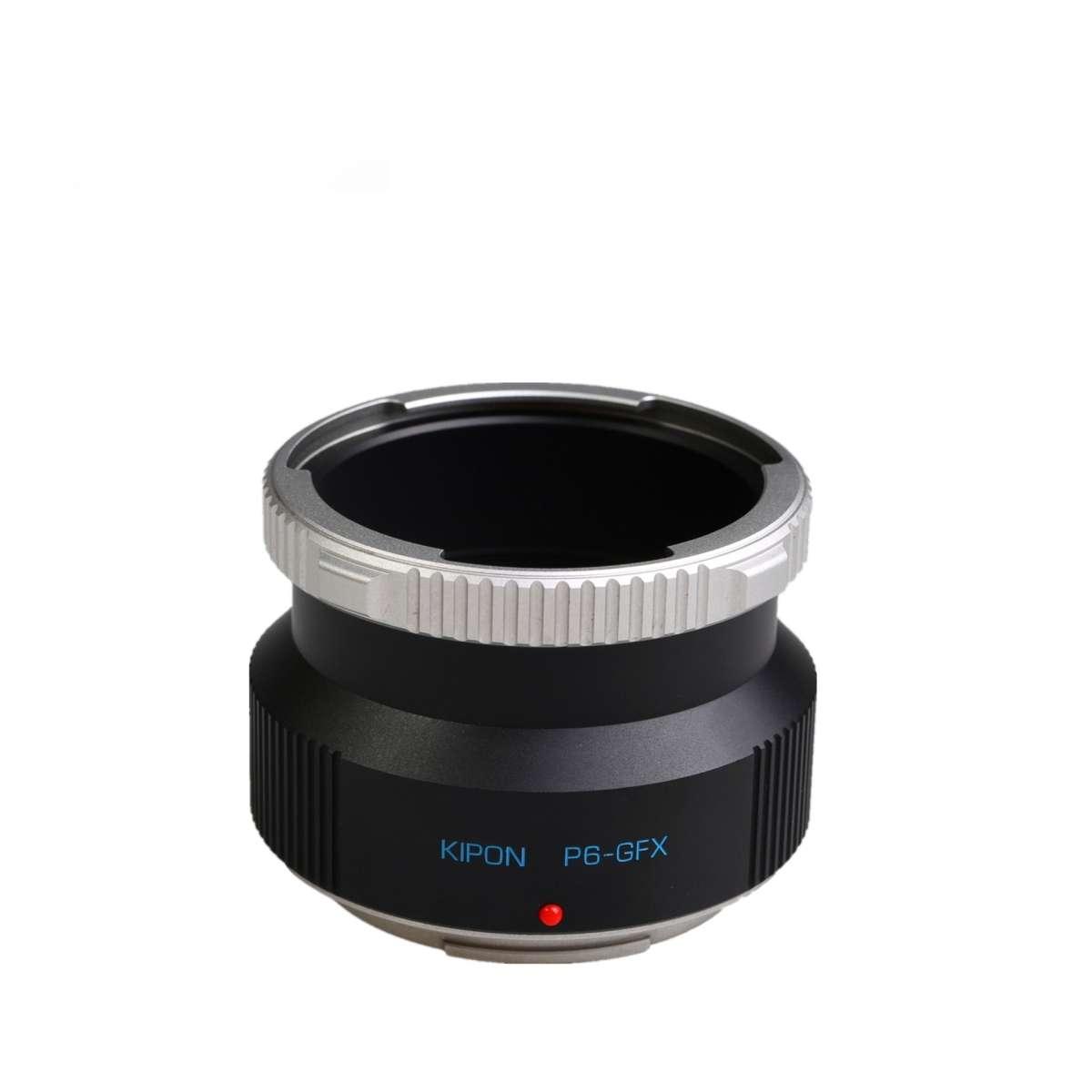 Kipon Adapter Fr Pentacon 6 Auf Fuji Gfx Foto Walser Mamiya 645 Mount Lens To Medium Format Camera
