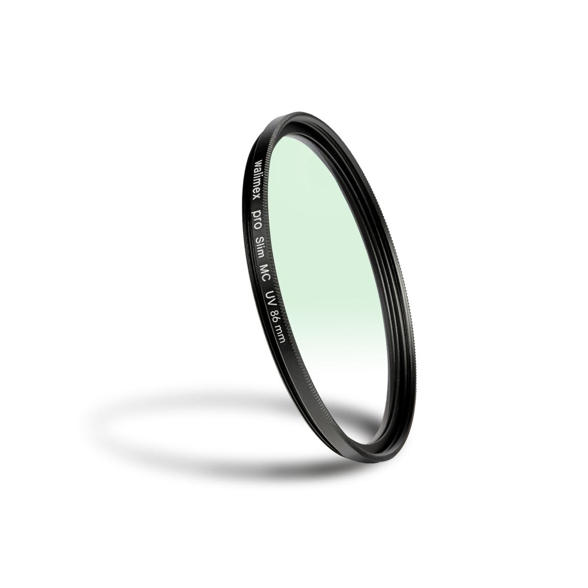 walimex pro UV-Filter slim MC 86mm