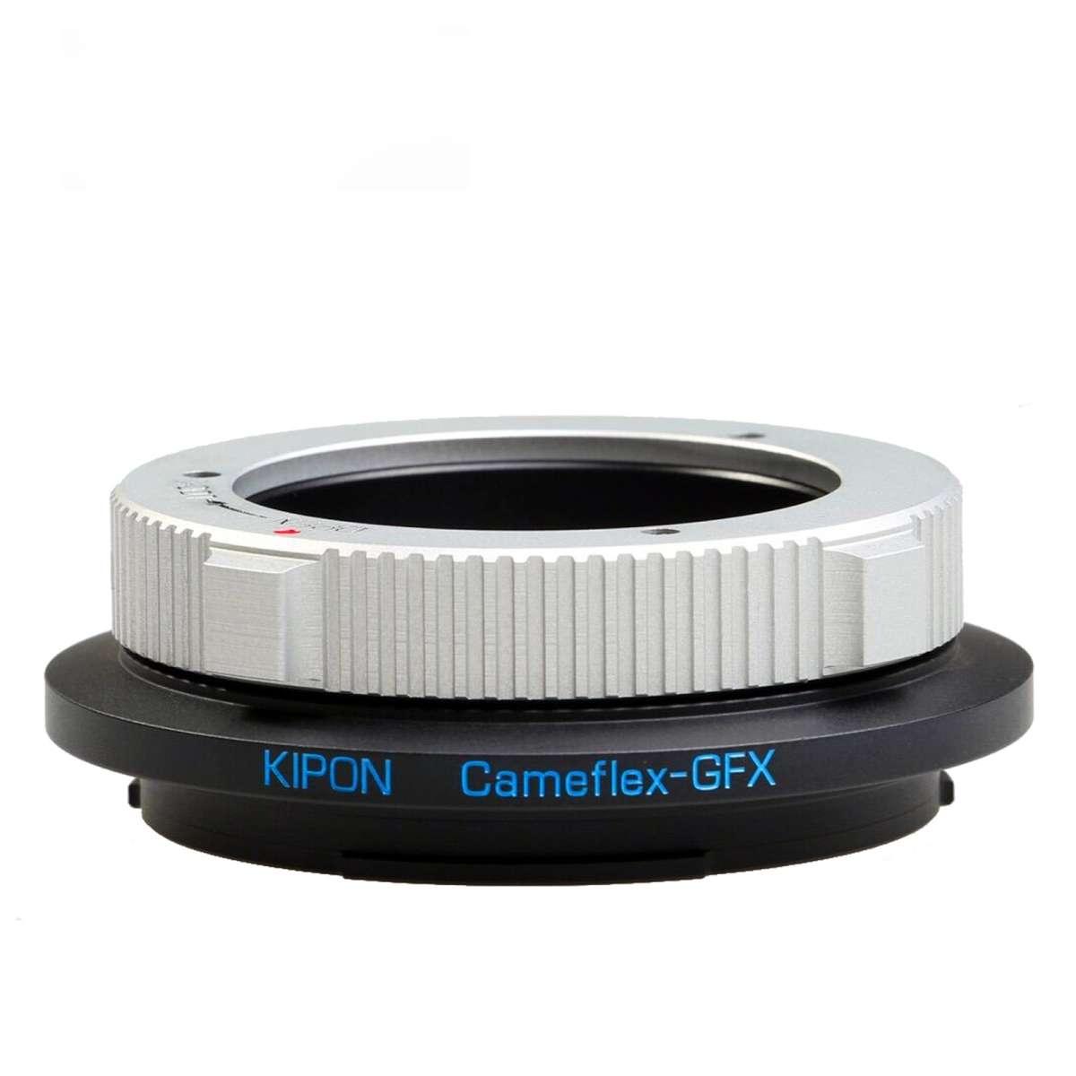Kipon Adapter Fr Pro Cameflex Auf Fuji Gfx Foto Walser Mamiya 645 Mount Lens To Medium Format Camera