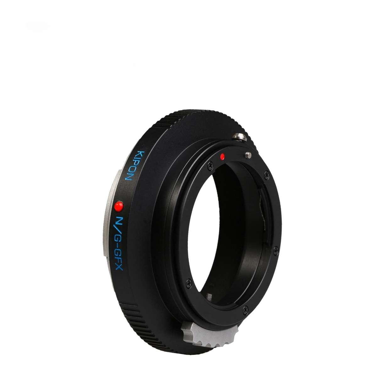 Kipon Adapter Fr Nikon G Auf Fuji Gfx Foto Walser Mamiya 645 Mount Lens To Medium Format Camera